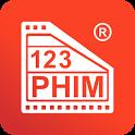 123Phim HD - Ứng dụng miễn phí icon