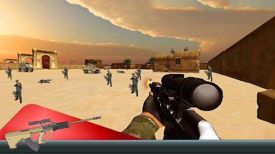desert operation game