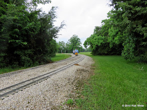 Photo: Pete Greene between Sumrall and Anderson Loop     HALS Public Run Day 2015-0516 RPW