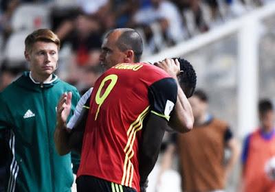 """Roberto Martinez: """"Romelu Lukaku est dans la forme de sa vie"""""""