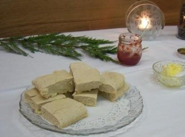 Buckskin Bread Recipe
