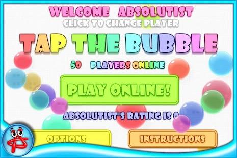 Tap the Bubble: Free Arcade- screenshot thumbnail
