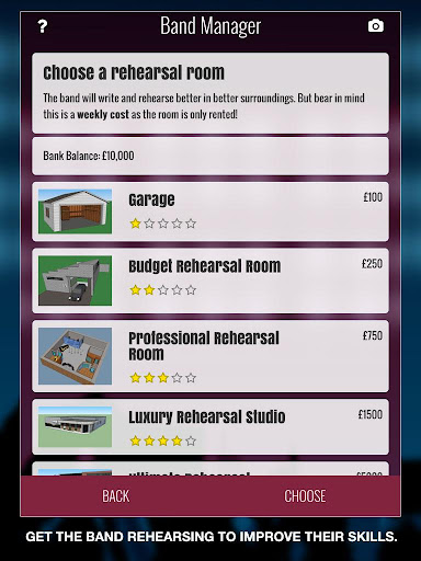 Superstar Band Manager  screenshots 12