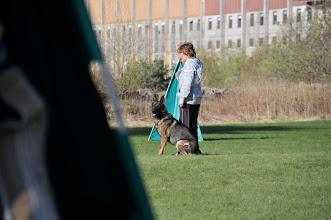 Photo: Kari og Ailo er klare for gr.c
