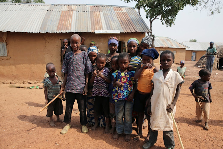 The radio syllabus is providing lessons on literacy and numeracy  to about 200,000 displaced and out-of-school children. File Photo.