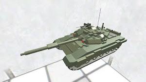 Т-90A ディティールちょいアップ版