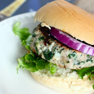 Feta Burger Recipes