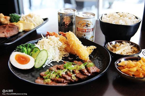 天滿橋洋食專賣店-總本部 台南美食 自動販賣機點餐,還有日本A5和牛定食!!小菜、湯品、飲品可續食。丼飯 定食 咖哩