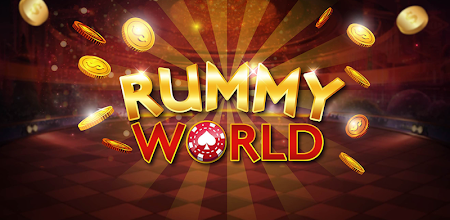 Rummy World - Card Game APK poster