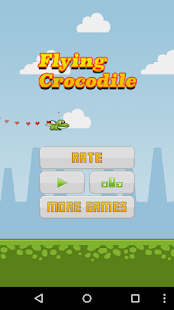Flying Crocodile- screenshot thumbnail