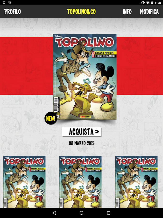 Topolino & Co- screenshot