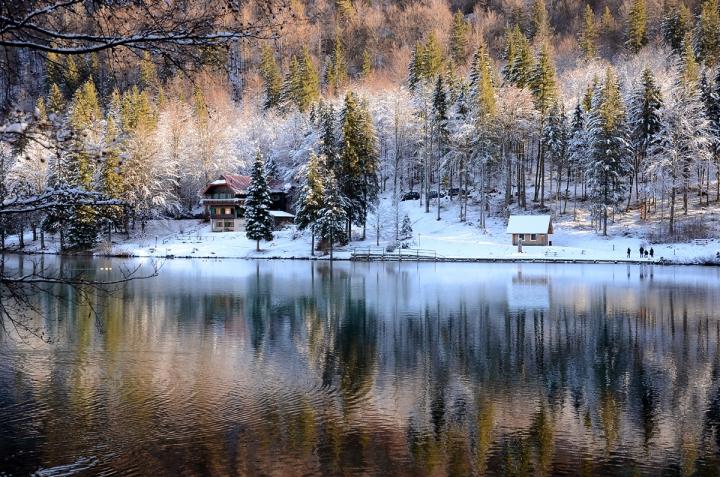Tra acqua e neve di nicoletta lindor