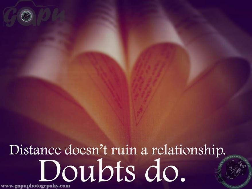 Doubt in Love