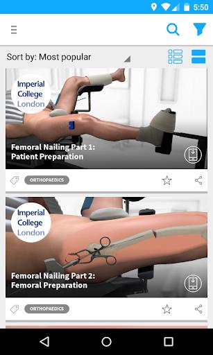 玩免費醫療APP 下載Touch Surgery app不用錢 硬是要APP