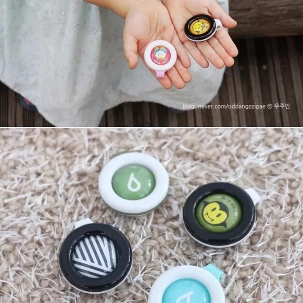 正貨 韓國製造 人氣 bikit guard 驅蚊扣