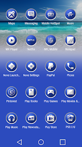 Enyo Blue - Icon Pack screenshot 3