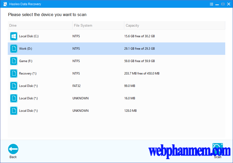 Hasleo Data Recovery Free Download
