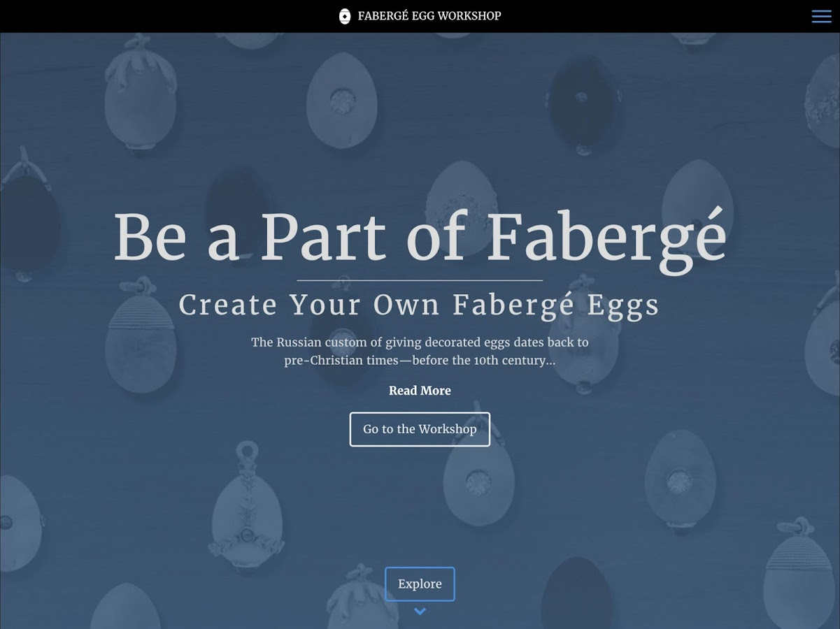 Fabergé & Russian Culture- screenshot