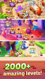 Cookie Cats MOD (Infinite Lives/Coins/Boosters/Yarn) 2