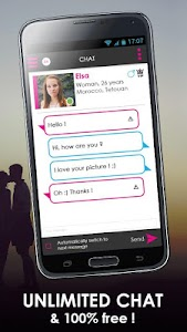 DRAGUE.NET : free dating screenshot 2
