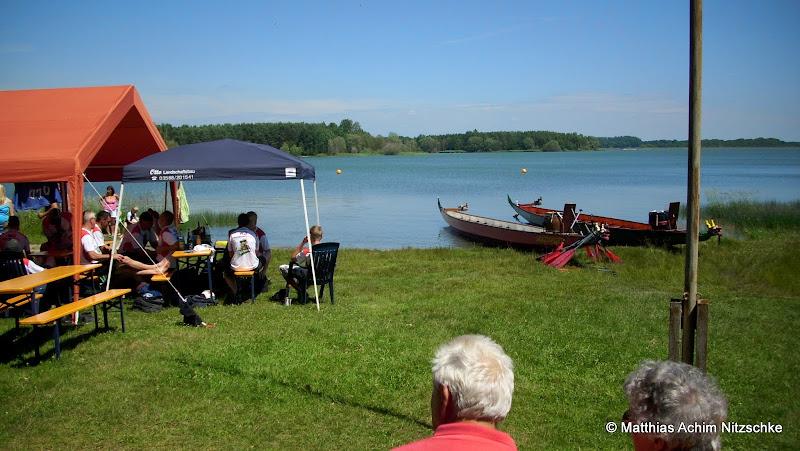 Photo: Stranfest am Quitzdorfer See in Kollm mit 7.Drachenbootrennen