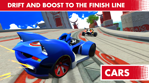 Sonic Racing Transformed screenshot 2