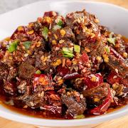 Spicy Beef Jerky 冷吃麻辣牛肉干