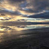 Frozen Lake (Sweden) di ansesara_