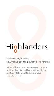 Highlanders - náhled