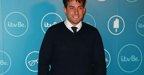 James Argent's stripping fears