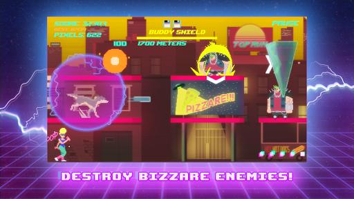 Top Run: Retro Pixel Adventure  captures d'u00e9cran 1