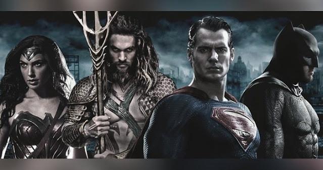 Süper Kahraman Filmleri - Justice League