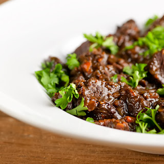 Spiced Red Wine Beef Stew Recipe