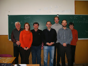 Photo: February 21, 2011. The Participants of the Seminar.