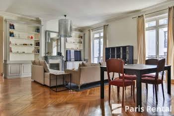 Appartement meublé 4 pièces 130 m2