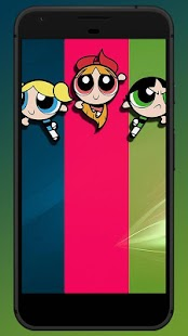 Powerpuff Girls wallpapers HD - náhled