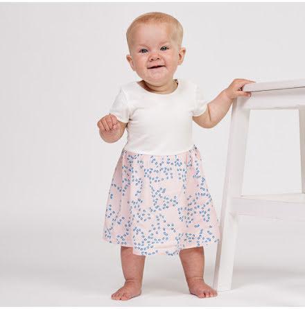 Tipp  - Babybody med kjol