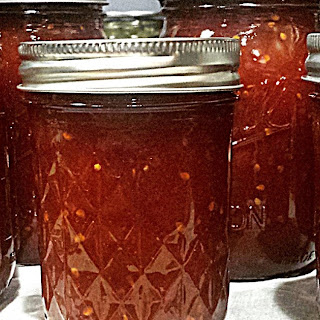 Fancy Ketchup (AKA Tomato Jam)