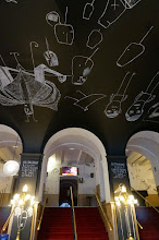 Photo: Interior del teatro de Gantes.