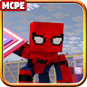 Addon Spiderman Mod MC Pocket Edition icon