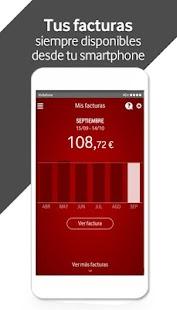 Mi Vodafone - náhled