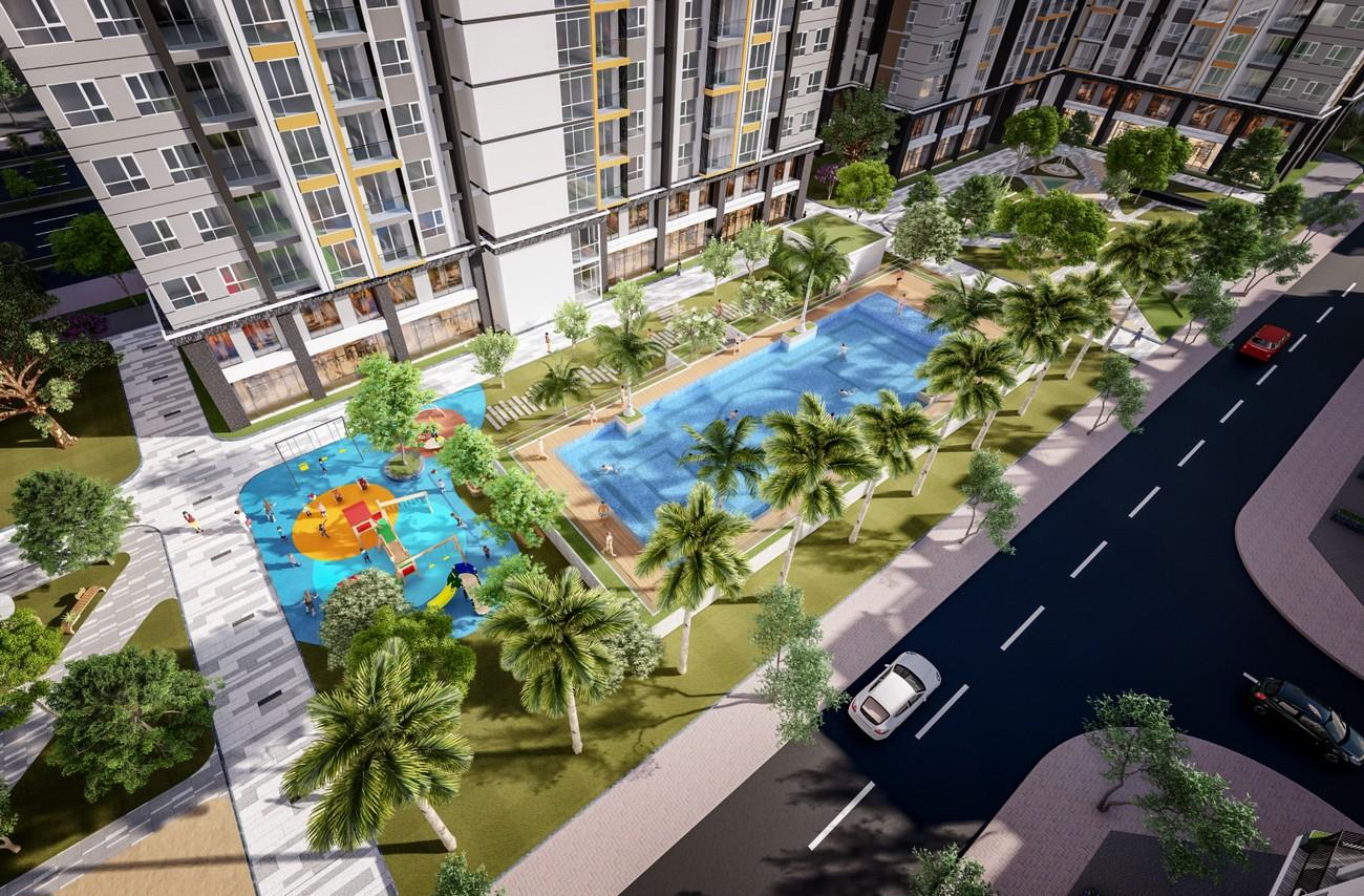 Dự án bất động sản xanh luôn thu hút được người mua nhà