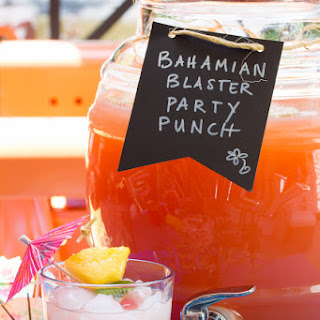 Bahamian Blaster Party Punch.