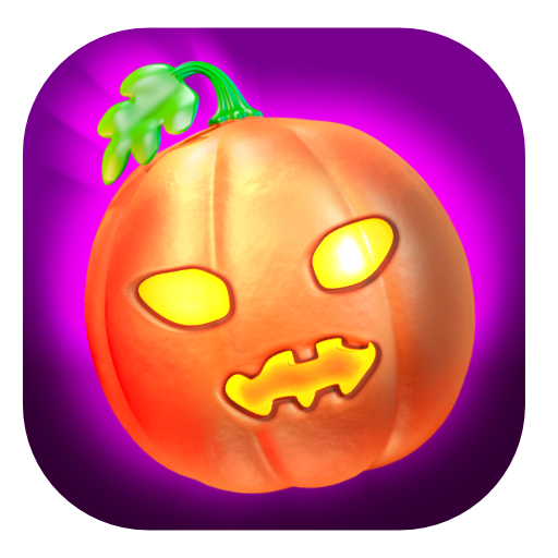 Halloween Trouble: Match 3 Game