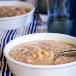 Crock Pot Bean Soup With Ham Recipes
