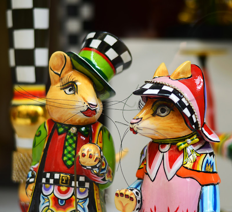 topi decorativi di nicoletta lindor