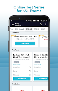 App Exam Preparation App: Free Mock Tests | Live Class APK for Windows Phone