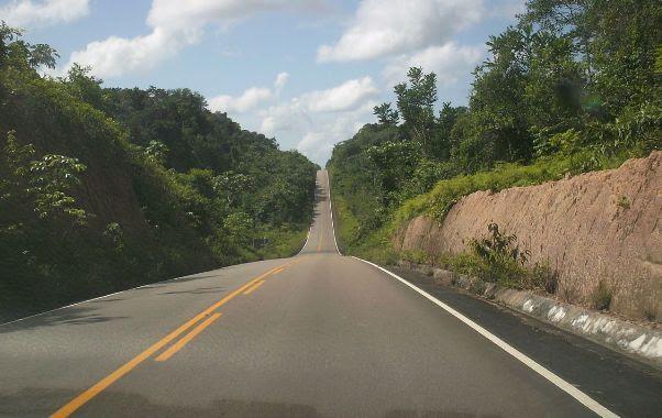 Estrada Amazonia