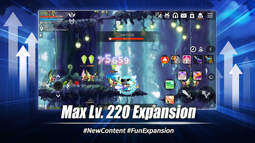 MapleStory M - Open World MMORPG android2mod screenshots 13
