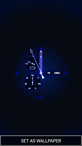 Download Analog Clock Live Wallpaper Google Play softwares ...